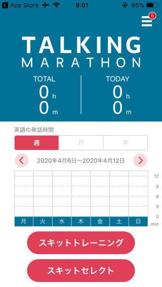 トーキングマラソン申込7